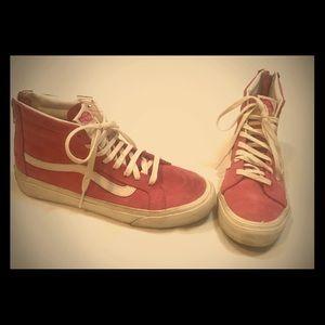 Vans Hi Top Shoes!!! 😊